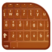 WOOD Smart Keyboard skin