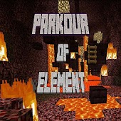 Parkour of Element for MCPE