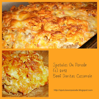 Dorito Casserole Beef Recipes