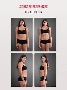 Fitness zum Abnehmen Screenshot