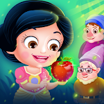 Baby Hazel Snow White Story Icon