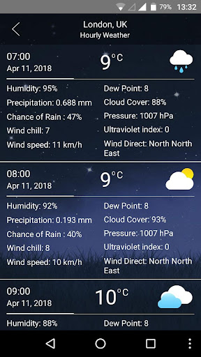 weather 8.6.8 Screenshots 4