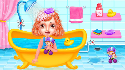 Baby Girl Salon Makeover - Dress Up & Makeup Game Apk 1