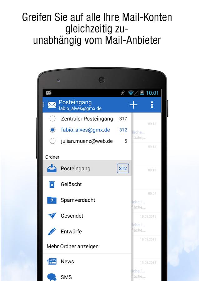 Gmx App