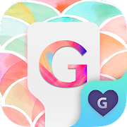 App Rainbow Glitter Keyboard Theme for Girls APK for Windows Phone