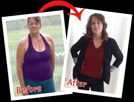 Melissa Lost Weight