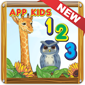 appkids: 123 Count Number