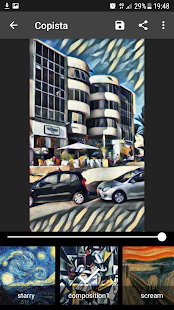 Copista - Cubism, expressionism AI photo filters - náhled