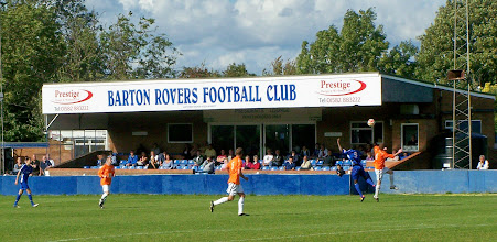 Photo: 17/09/11 v Hatfield Town (FA Cup 1st Qualifying Round) 1-1 - contributed by Gary Spooner