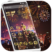App Neon Light Theme - Fire Flowers Theme 2018 APK for Windows Phone