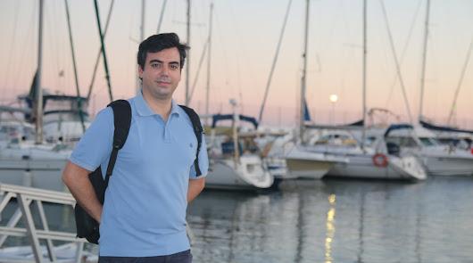 Miguel Cruz, un año más rumbo a la final mundial de la vela virtual