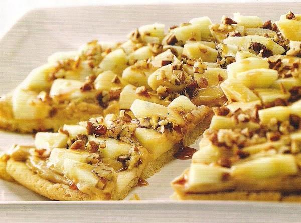 Apple Caramel Pizza Recipe