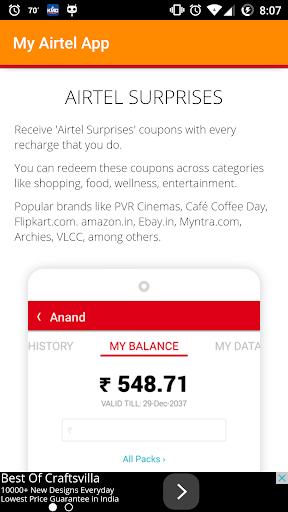 My Airtel App