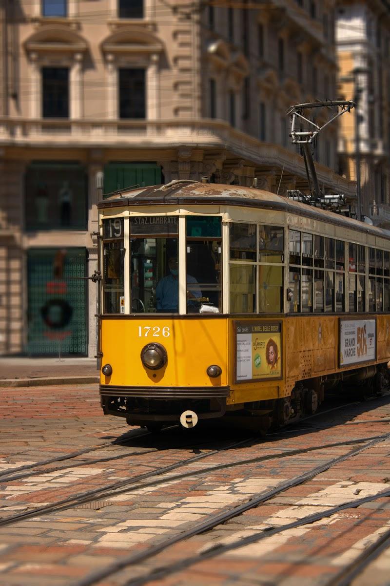 Tram di olgamelnikovafoto