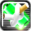 Battery Widget Cigarette icon