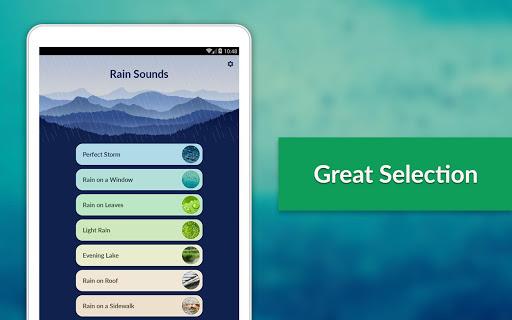 Rain Sounds - Sleep & Relax Apk apps 9