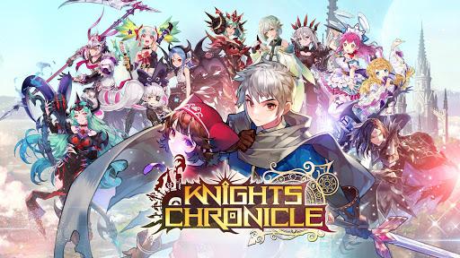 Knights Chronicle  captures d'écran 2
