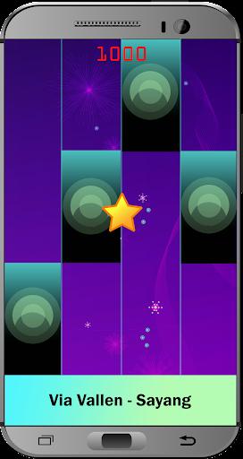 Via Vallen Piano Game 2.0.1 screenshots 1
