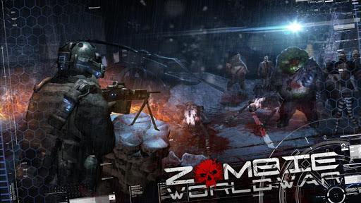 Zombie World War apkpoly screenshots 12