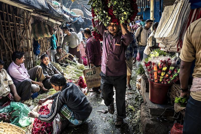 Mercato indiano di Gloria Staffa