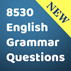 English 853 Grammar Tests app icon