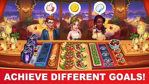 Cooking Hot - Crazy Chef's Kitchen Cooking Games 1.0.5 screenshots 2