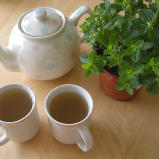 Shay Bi Na'na' Mint Tea- شاي بالنعنع الاخضر