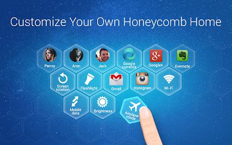 Honeycomb Launcher v1.0.7