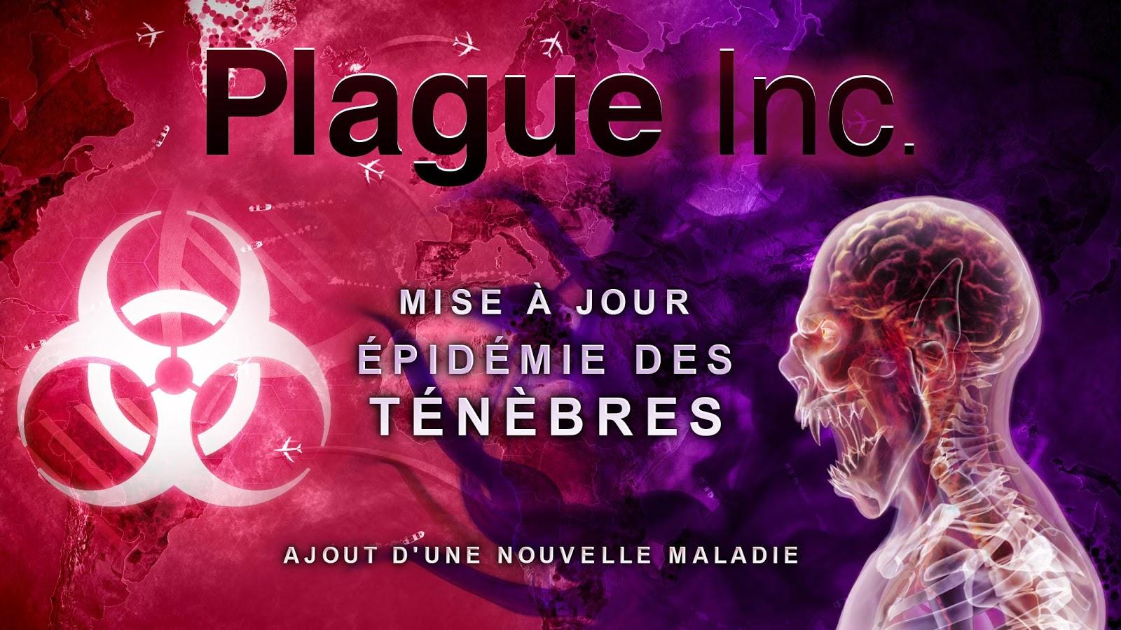 Teste Plague Inc.