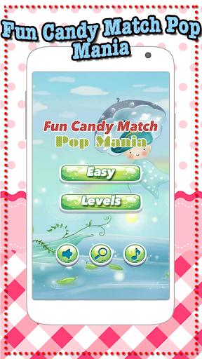 楽しいキャンディマッチポップマニア