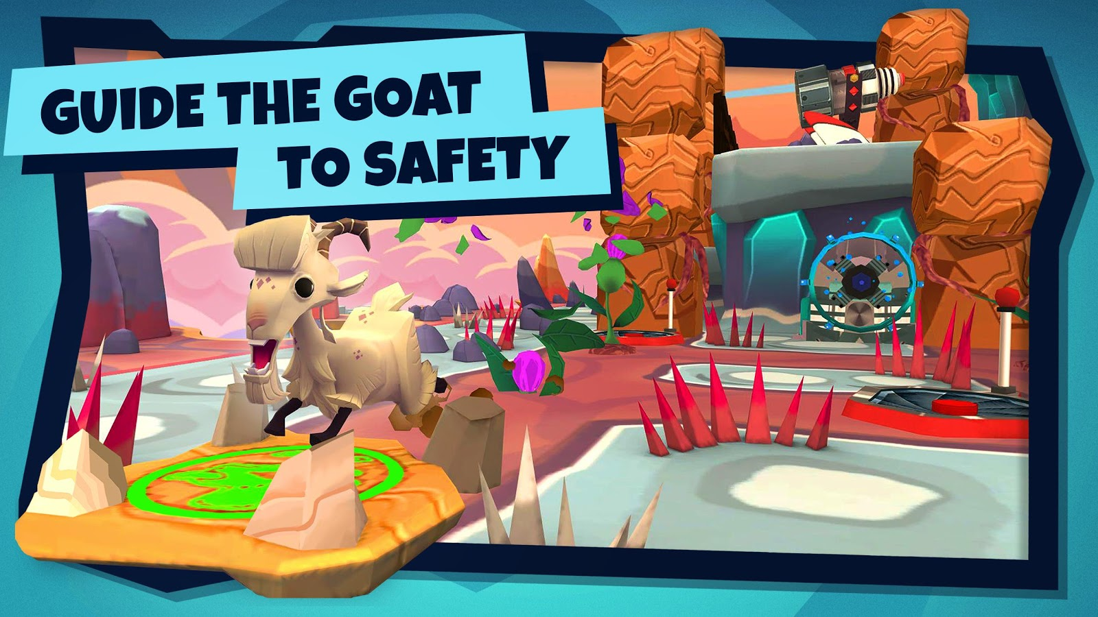 Danger Goat- screenshot