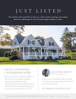 Alexandar Co Listings - Real Estate Flyer item