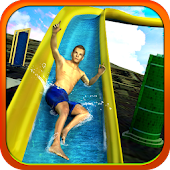 Water Slide Splash Adventure 3D