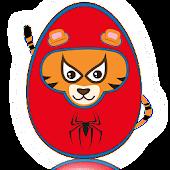 Surprise Eggs - Animals