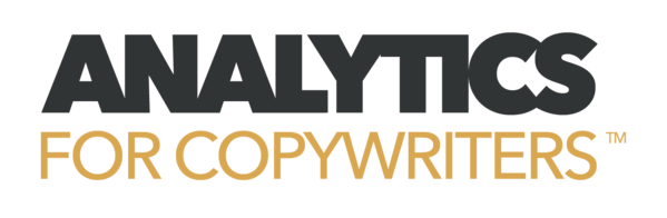 Analytics for Copywriters logo