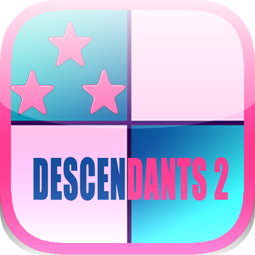 DESCENDANTS 2 Full Album Piano Tiles