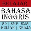 BAHASA INGGRIS PEMULA SD SMP SMA KULIAH KERJA icon