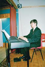 Photo: Skarsøya Grendahus, Vihals, 14. mai 2002