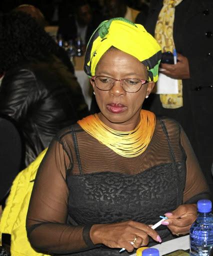 ANC's Nonceba Molwele takes over as Joburg speaker - SowetanLIVE