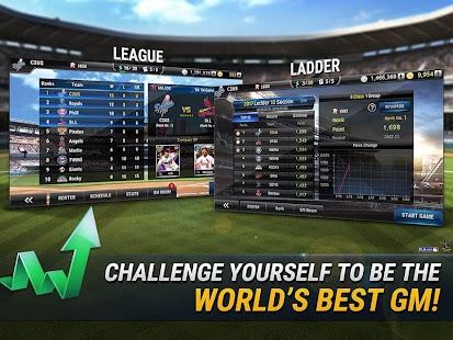 MLB 9 Innings GM - náhled