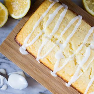 The most soft & moist lemon loaf. Bursting with fresh lemon flavor - Starbucks has nothing on this recipe!