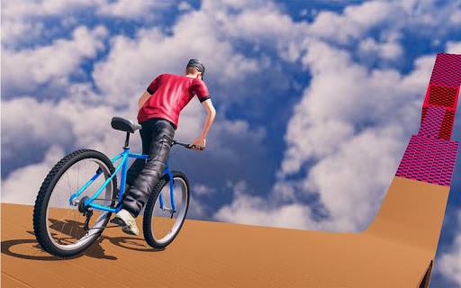 Bike Parkour Stunts 2019 1.4 Mod screenshots 4