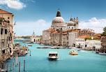 #44176315 - Grand Canal and Basilica Santa Maria della Salute, Venice, Italy