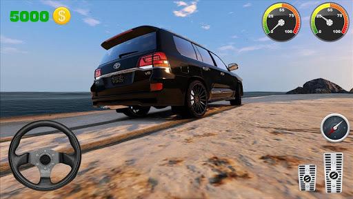 Drive Toyota Land Cruiser 200 - City & Parking 1.0 screenshots 2