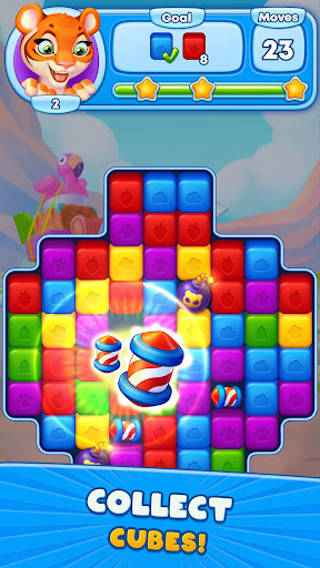 Travel Blast: Puzzle android2mod screenshots 4