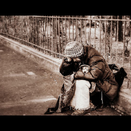 Poor by Bogdan Berbec - People Street & Candids