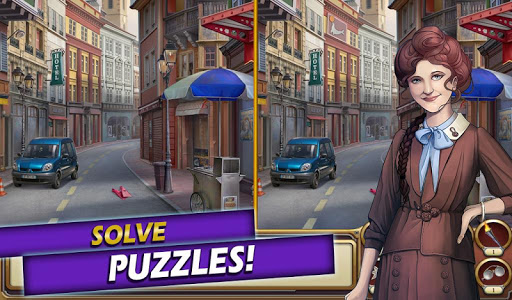 Time Crimes Case: Free Hidden Object Mystery Game 3.77 screenshots 8