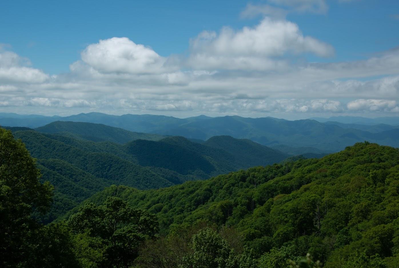 Поездка с Запада на Американский Юго-Восток: NM -> TX -> OK -> AR -> TN (Great Smoky Mountains) -> NC -> GA