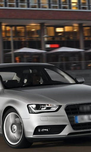 Wallpapers with Audi A4