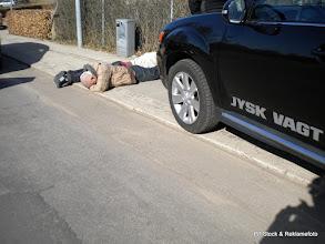 Photo: De kom ikke langt tyvene